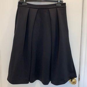 Pink Tartan Pleated Skirt Size US 6